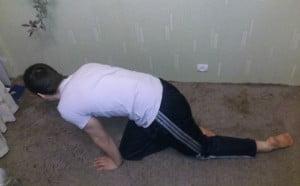 Упражнения при остеохондрозе позвоночника.