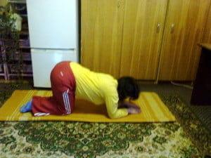 Комплекс упражнений при пиелонефрите у детей.