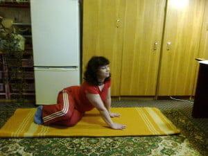 Комплекс упражнений при пиелонефрите.