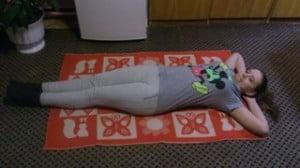 Упражнения при нефроптозе.