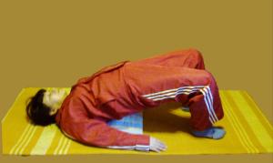 Упражнения при грыже диска.