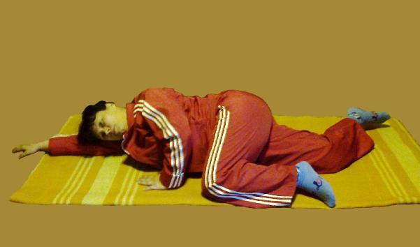 техника подходит как спать при грыже позвоночника фото обшивки