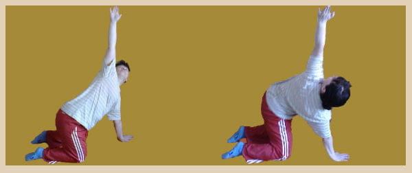 Лечебная гимнастика при болезни Бехтерева.